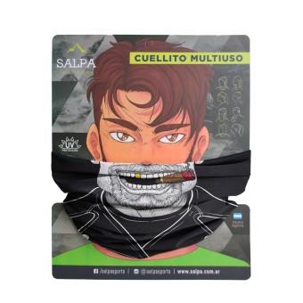 Máscara Motoquero