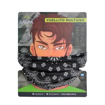 Cuello Pañuelo Negro