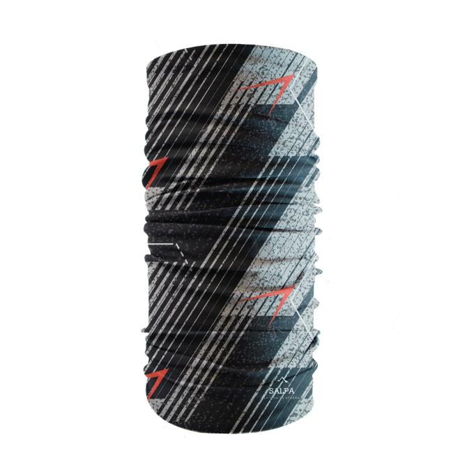 Cuello Diagonal Negro