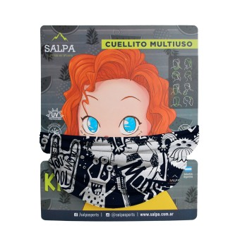 Cuello KIDS Comic
