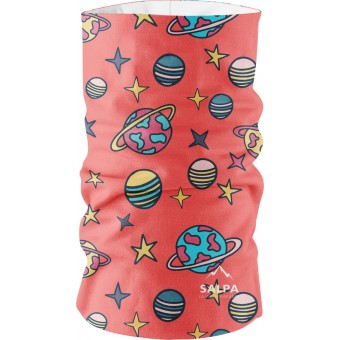 Cuello KIDS Planet Microfibra